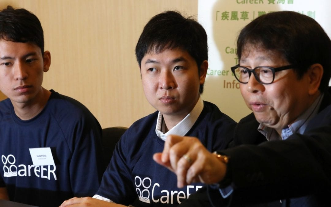 The NGO helping Hongkongers with disabilities fight prejudice and break into the workforce — SCMP